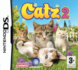 Catz 2 (Nintendo DS nieuw)