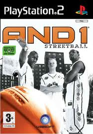 AND 1 Streetball zonder boekje (ps2 used game)
