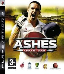 Ashes Cricket 2009 (PS3 used game)