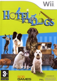 Hotel for Dogs (wii used game)