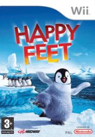 Happy Feet (Nintendo Wii  game tweedehands game)
