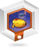 Disney Infinity 1.0 Power disks Stitch's laser (Disney infinity tweedehands)