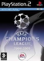 UEFA Champions League 2004-2005 (ps2 used game)