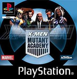 X-Men Mutant Academy zonder boekje (PS1 tweedehands game)
