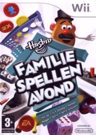 Hasbro Family Game Night zonder boekje (Nintendo wii tweedehands game)