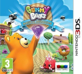 Gummy Bears Magical Medallon  (Nintendo 3DS NIEUW)