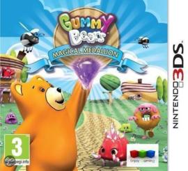 Gummy Bears Magical Medallon  (Nintendo 3DS NIEUW)