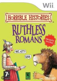 Horrible Histories Ruthless Romans zonder boekje (Nintendo Wii tweedehands game)