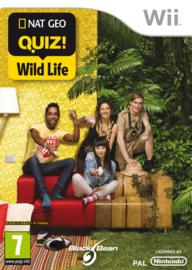 Nat Geo Quiz! Wild Life  (Wii tweedehands game)
