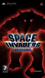 Space Invaders Evolution (psp tweedehands game)