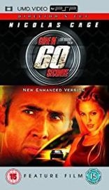 Gone in 60 seconds (PSP tweedehands film)