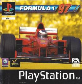 Formula 1 97 (PS1 tweedehands game)