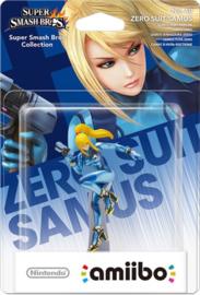 Amiibo Super Smash Bros collection 40 Zero Suit Samus (Amiibo Nieuw)