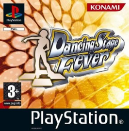 Dancing Stage Fever (PS1 tweedehands game)