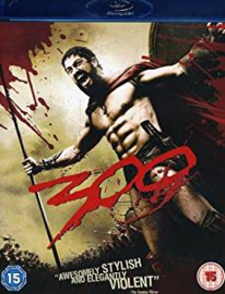 300 (Blu-ray tweedehands film)