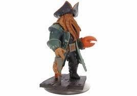 Davy Jones (Disney infinity tweedehands)