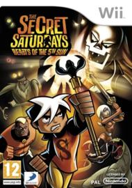 The Secret Saturdays Beasts of the 5th Sun (Nintendo wii tweedehands game)