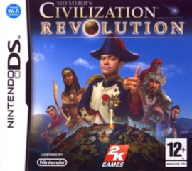 Civilization Revolution (Nintendo DS tweedehands game)
