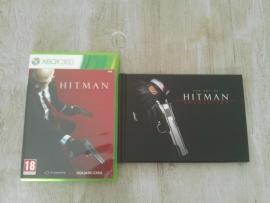 Hitman Absolution met artbook (xbox 360 used game)