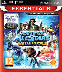 All-stars Battle Royale Essentials (ps3 nieuw)