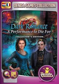 Dark Romance A performance to die for (PC game nieuw Denda)