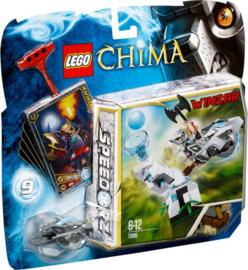 LEGO Chima Speedorz Ijstoren - 70106 (lego nieuw in doos)