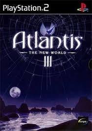 Atlantis III The New world (ps2 nieuw)