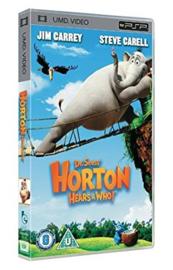 Dr. Seuss Horton Hears a Who!  (psp tweedehands film)