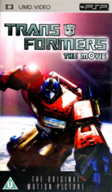 Transformers the Movie (psp tweedehands film)