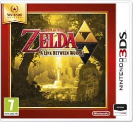 The Legend of Zelda: A Link Between Worlds (Nintendo 3DS nieuw)