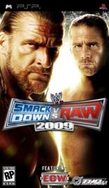 Smackdown vs Raw 2009 (ps9 tweedehands game)