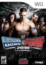 Smackdown vs Raw 2010 (Nintendo Wii tweedehands game)