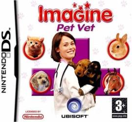 Imagine Pet Vet (Nintendo DS nieuw)