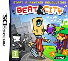 Beat City zonder boekje (Nintendo DS tweedehands game)