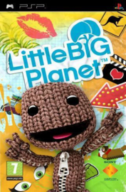 Little Big Planet Platinum zonder boekje  (psp tweedehands game)
