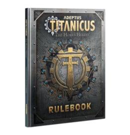 Warhammer Adeptus Titanicus Rulebook (Warhammer nieuw)