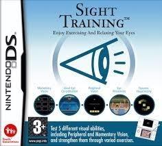 Sight Training (Nintendo DS Nieuw)