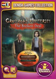 Crossroad Mysteries the broken deal plus bonus game (pc game nieuw denda)