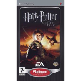Harry Potter and the Goblet of Fire Platinum (psp tweedehands game)