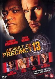 Assault on precinct 13 (dvd nieuw)