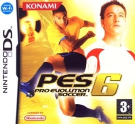 Pro Evolution Soccer 6 (Nintendo DS used game)