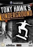Tony Hawk's Underground zonder boekje  (Nintendo Gamecube Tweedehands game)