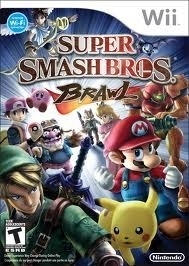 Super Smash Bros Brawl (Wii Used Game)