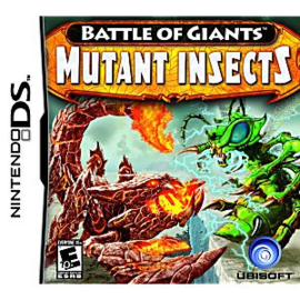Battle of Giants Mutant Insects (Nintendo DS Nieuw)
