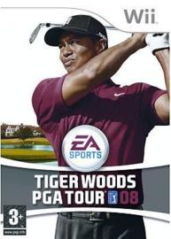 Tiger Woods PGA Tour 08 (Wii tweedehands game)