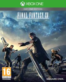 Final Fantasy XV zonder boekje (Xbox One tweedehands game)