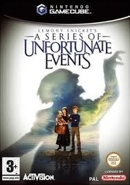 Lemony Snicket's – A Series of Unfortunate Events zonder boekje (gamecube used game)