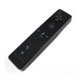 3rd party Controller (Nintendo Wii used)