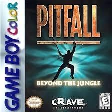 Pitfall losse cassette (Gameboy Color tweedehands game)