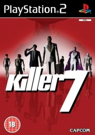 Killer 7 (ps2 used game)